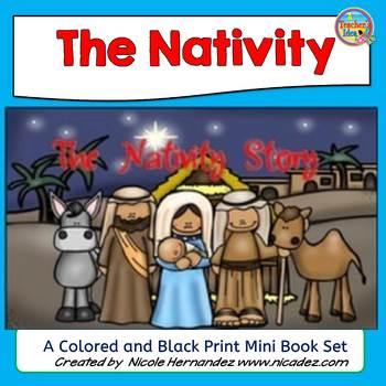 The Nativity Story Mini Book