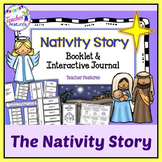 The Nativity Story Booklet & Interactive Journal