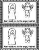 The Nativity Story Emergent Reader