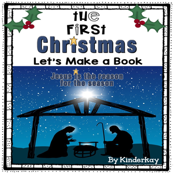 The Christmas Story Lets Make a Book