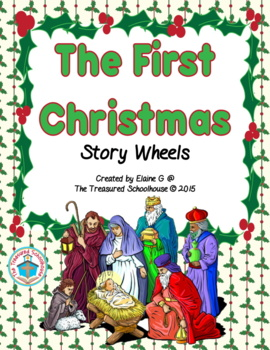 The Christmas Nativity Story Wheels