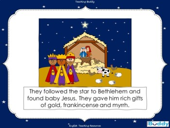 The Nativity Story teaching resource - Powerpoint and worksheets