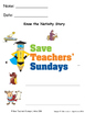 The Nativity Lesson Plan and Worksheets