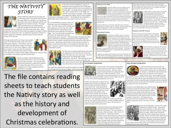 The Nativity and History of Christmas