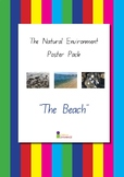 The Natural Environment Poster Pack- The Beach
