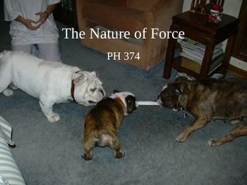 The Nature of Force PowerPoint Presentation