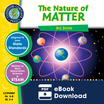 The Nature of Matter BIG BOOK - Bundle
