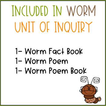 The Nature of Science- All about Worms
