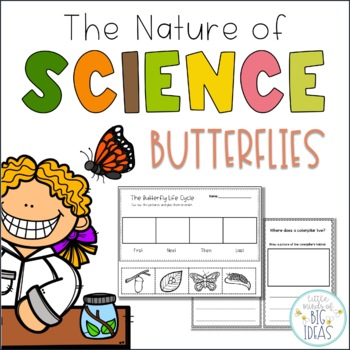 The Nature of Science- Butterflies