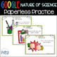 The Nature of Science [Google Classroom Compatible]