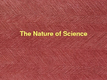 The Nature of Science Lecture