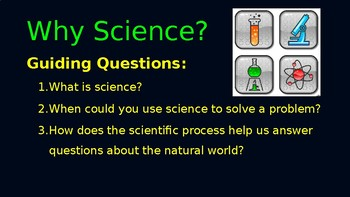 The Nature of Science PowerPoint