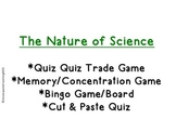 The Nature of Science Review Games