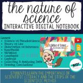 The Nature of Science/Scientific Method Interactive Digita