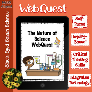 The Nature of Science WebQuest (Great Sub Plans!)