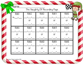 Christmas Math~Understanding the Relationship Between Addition and Subtraction