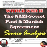 World War II - The Nazi-Soviet Pact and  The Munich Agreement
