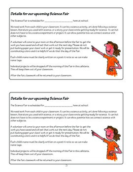 A Nearly Painless Science Fair ★ FREEBIE ★