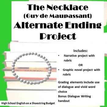 The Necklace Alternate Ending Project (Guy de Maupassant)