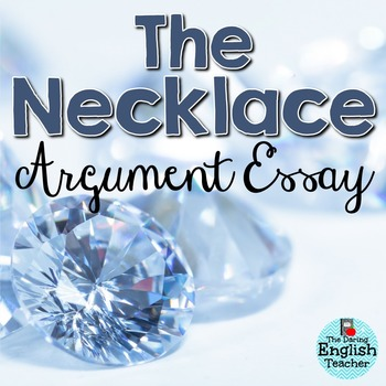 Essay on the necklace