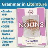 The Necklace by Guy de Maupassant - Nouns - Grammar in Lit