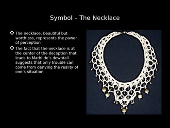 The Necklace PowerPoint