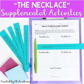 The Necklace Supplemental Activities