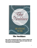 """""""The Necklace"""" a Play for English Learners and Struggling Readers"""