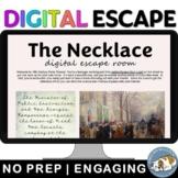 The Necklace by Guy de Maupassant Digital Lock Box Escape