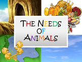 The Needs of Animals Lesson Presentation