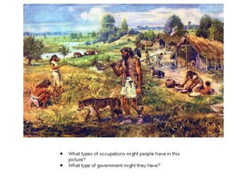 From the Paleolithic Era to the Rise of Civilization