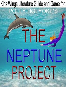 The Neptune Project by Polly Holyoke, A Futuristic Ocean Survival Adventure