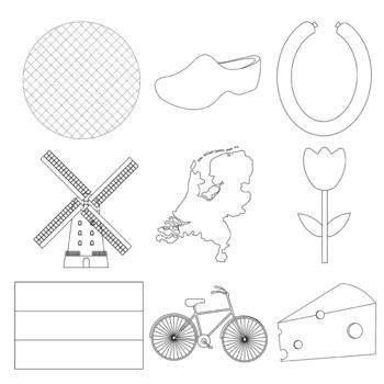 The Netherlands Clip art