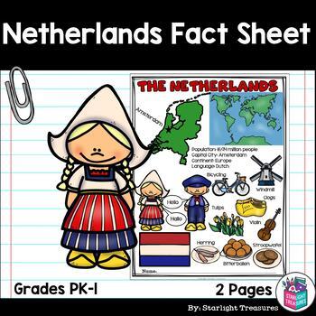 The Netherlands Fact Sheet