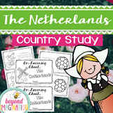 Netherlands Booklet Country Study Project Unit