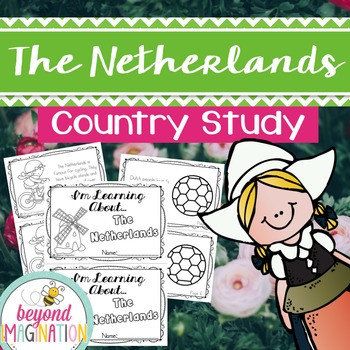 Netherlands Country Study | 48 Pages for Differentiated Le
