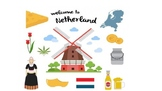 The Netherlands  pictures and facts