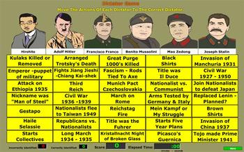 Dictators in World War II - Improved - Bill Burton