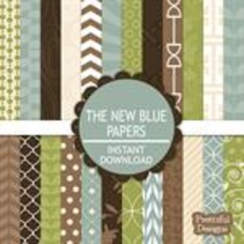 The New Blue Paper Pack