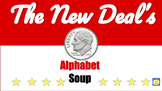 """The New Deal ABC Soup """"Can Label"""" Research Project"""