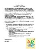 The New Deal Children's Alphabet Book