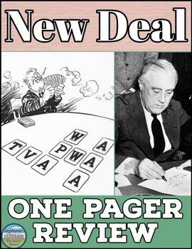 The New Deal One Pager