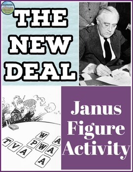The New Deal Point of View Review Activity