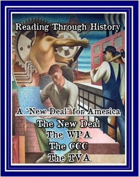 The New Deal: WPA, CCC, and TVA