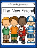 The New Friend Journeys 1st Grade