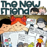 The New Friend 1st Grade Supplement Activities Lesson 25