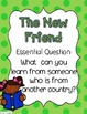The New Friend Journeys Lesson Plans and Supplemental Materials