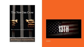 The New Jim Crow: Background on Slavery, Reconstruction, War on Drugs