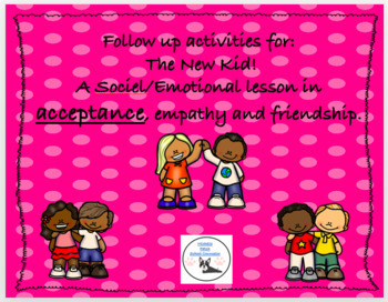 The New Kid- A Character Education Poem on Acceptance, Empathy, and Friendship
