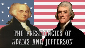 The New Nation PowerPoint - The Federalist Period and The